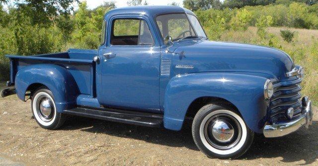 1951 Chevrolet  Image 73