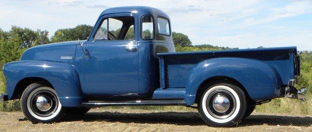 1951 Chevrolet  Image 46