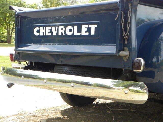 1951 Chevrolet  Image 15
