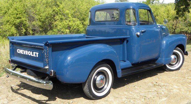 1951 Chevrolet  Image 25