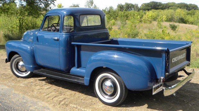 1951 Chevrolet  Image 24