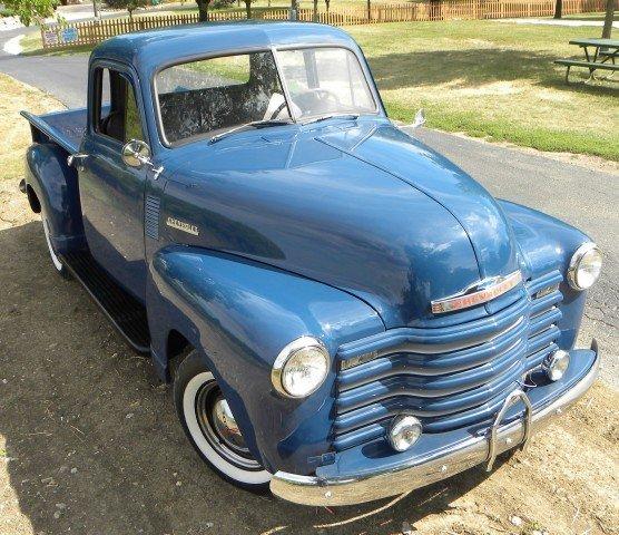 1951 Chevrolet  Image 23