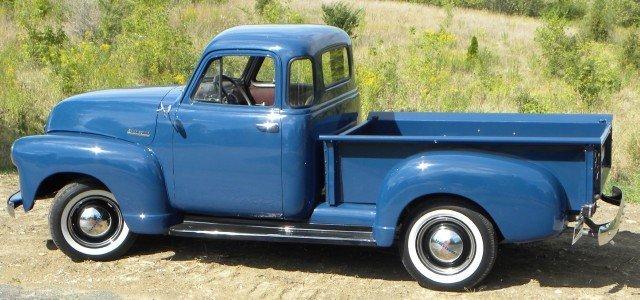 1951 Chevrolet  Image 22