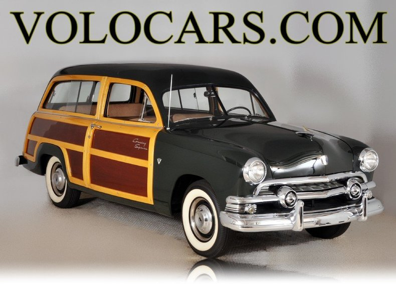 1951 Ford Woody Image 1