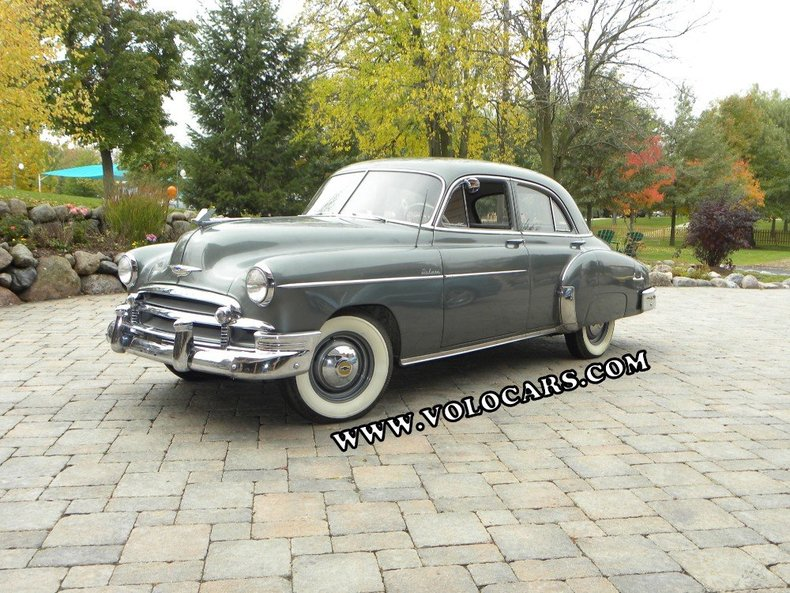 1950 Chevrolet Styleline Image 1