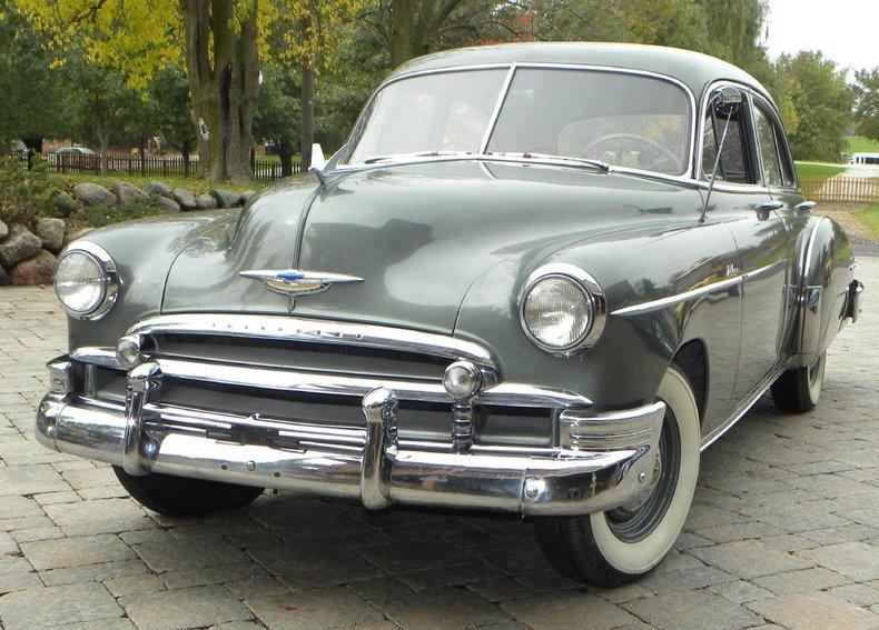 1950 Chevrolet Styleline Image 34
