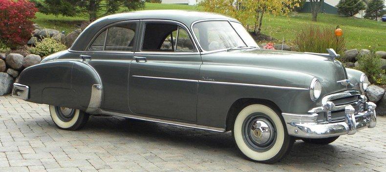 1950 Chevrolet Styleline Image 141