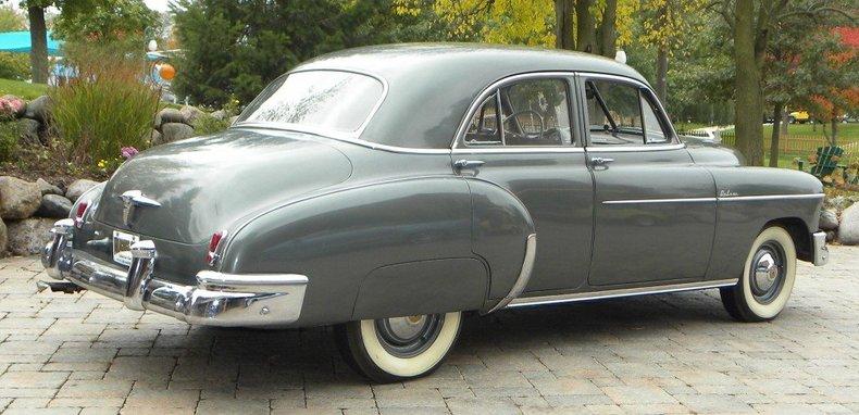 1950 Chevrolet Styleline Image 138