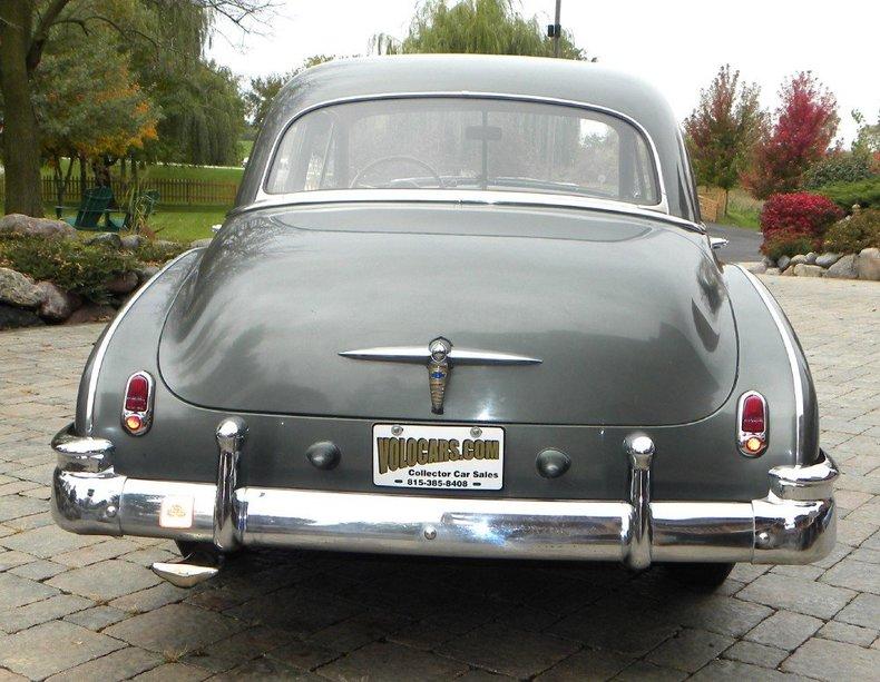 1950 Chevrolet Styleline Image 136