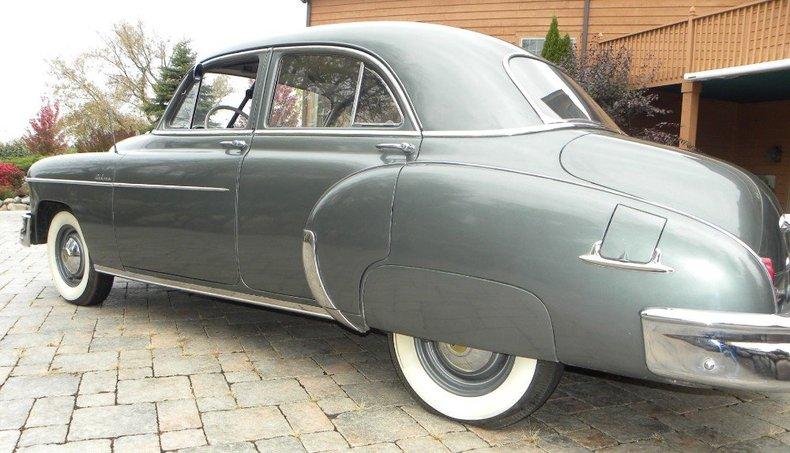 1950 Chevrolet Styleline Image 135