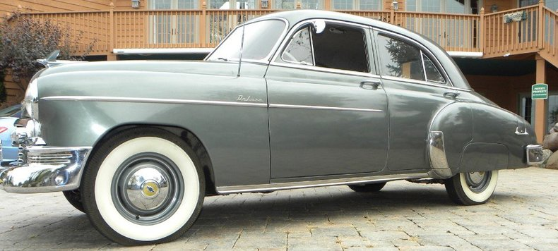 1950 Chevrolet Styleline Image 102