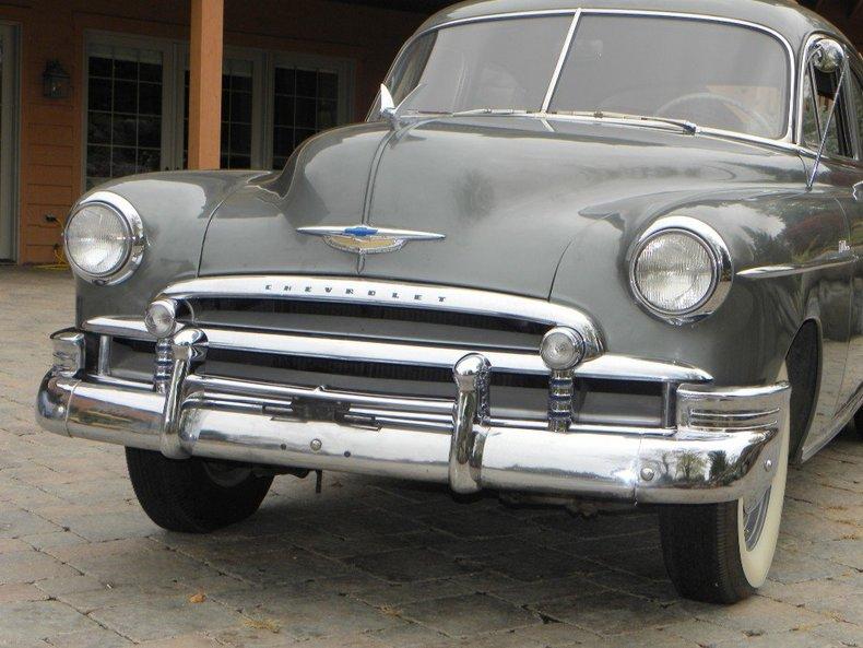 1950 Chevrolet Styleline Image 25
