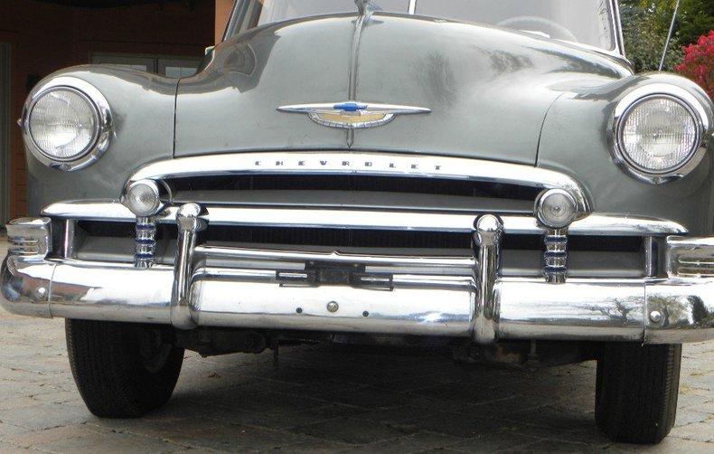 1950 Chevrolet Styleline Image 24