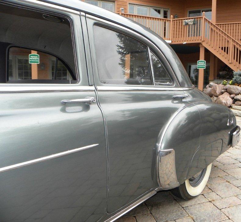 1950 Chevrolet Styleline Image 94