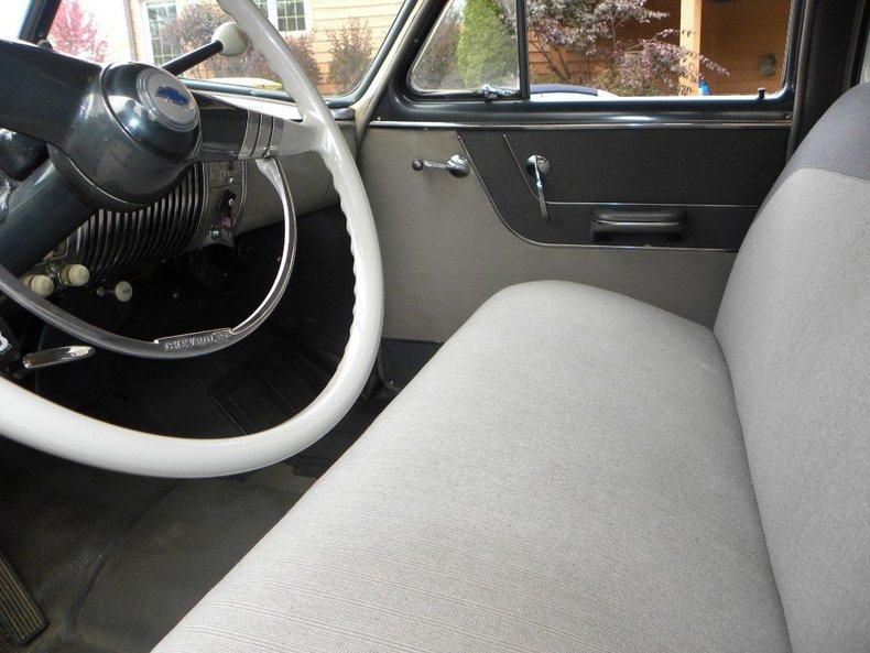 1950 Chevrolet Styleline Image 21