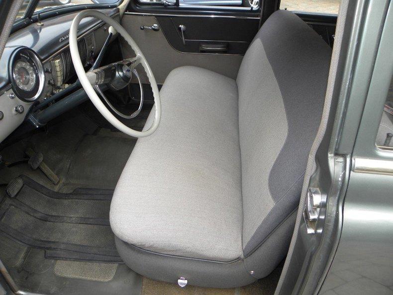 1950 Chevrolet Styleline Image 131