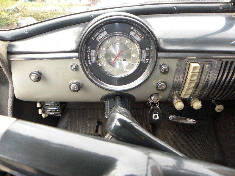1950 Chevrolet Styleline Image 126
