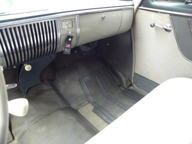 1950 Chevrolet Styleline Image 22