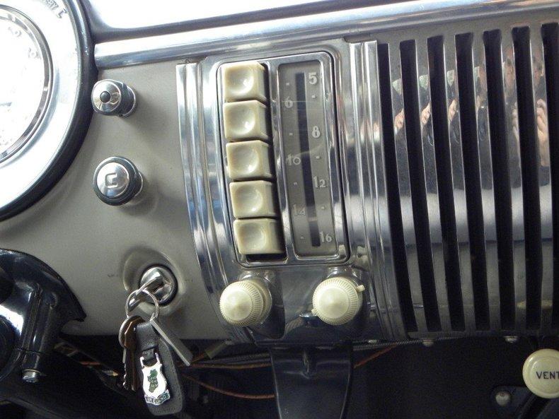 1950 Chevrolet Styleline Image 124
