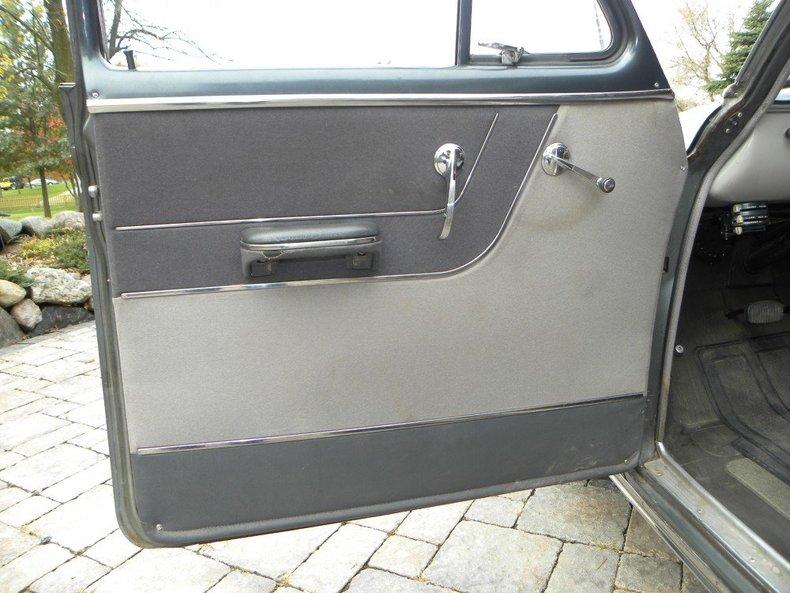 1950 Chevrolet Styleline Image 130
