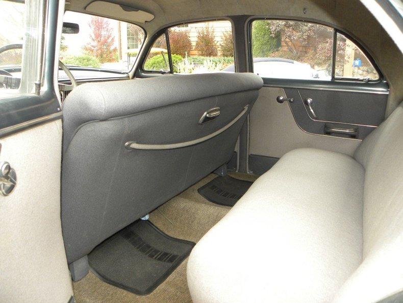 1950 Chevrolet Styleline Image 129
