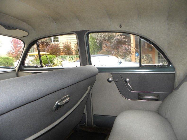 1950 Chevrolet Styleline Image 119