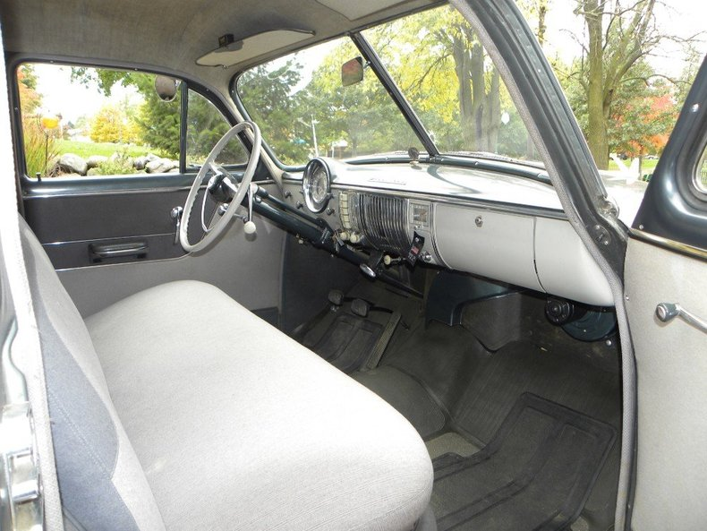1950 Chevrolet Styleline Image 101