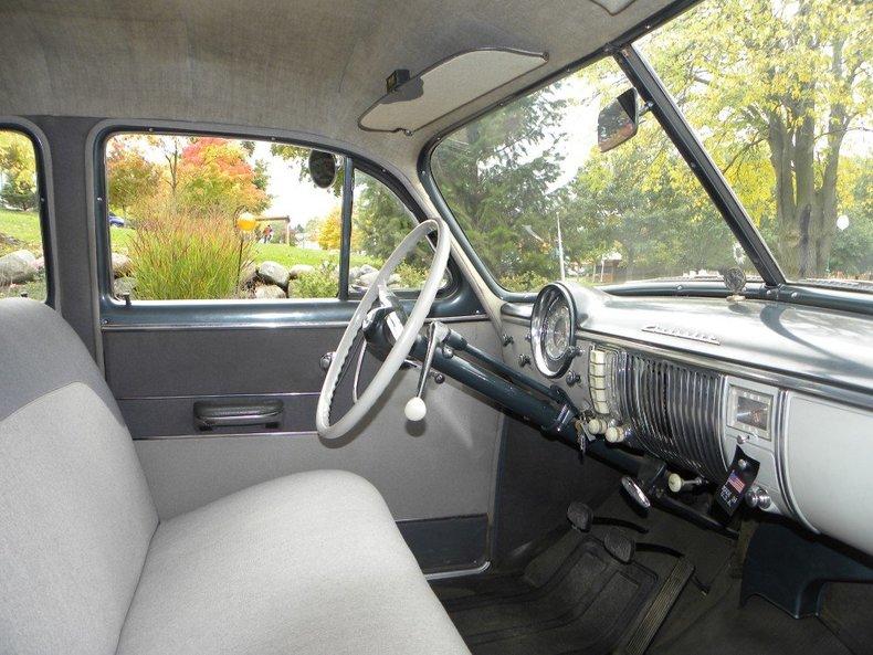 1950 Chevrolet Styleline Image 93