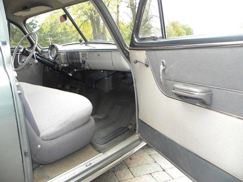 1950 Chevrolet Styleline Image 79