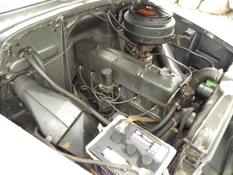 1950 Chevrolet Styleline Image 111