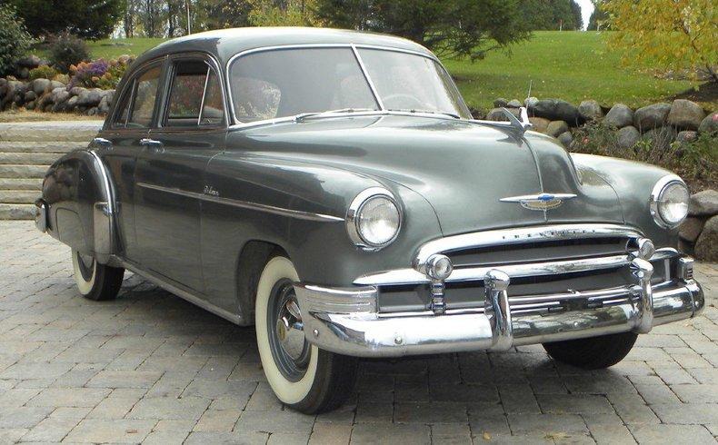 1950 Chevrolet Styleline Image 91