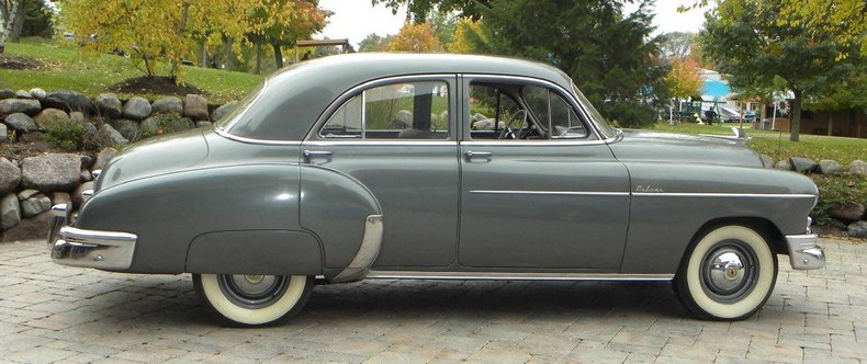 1950 Chevrolet Styleline Image 52