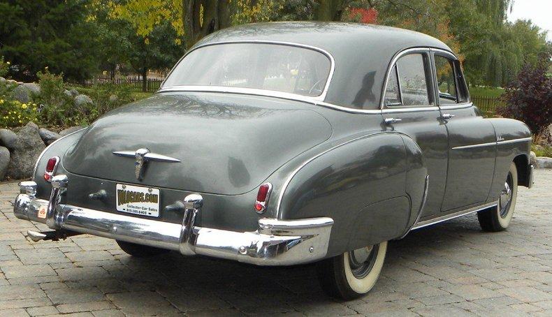 1950 Chevrolet Styleline Image 54