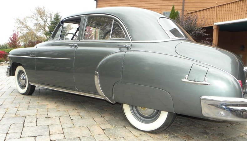 1950 Chevrolet Styleline Image 51