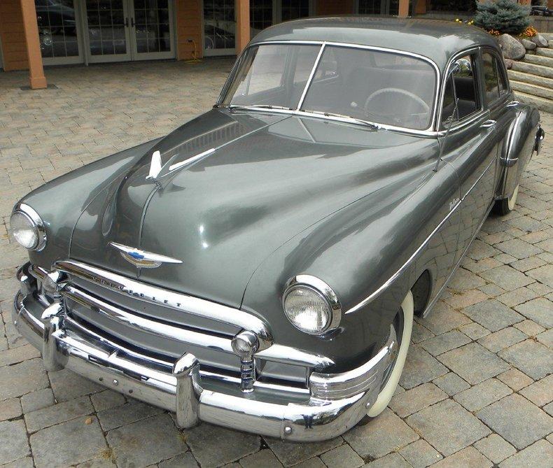 1950 Chevrolet Styleline Image 49