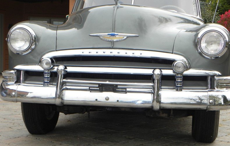 1950 Chevrolet Styleline Image 20