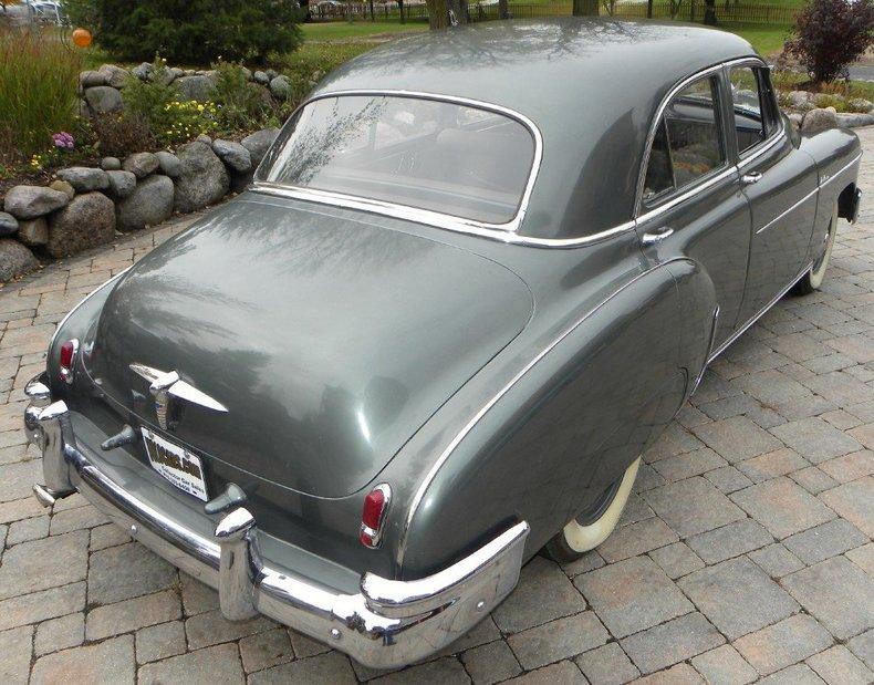 1950 Chevrolet Styleline Image 48