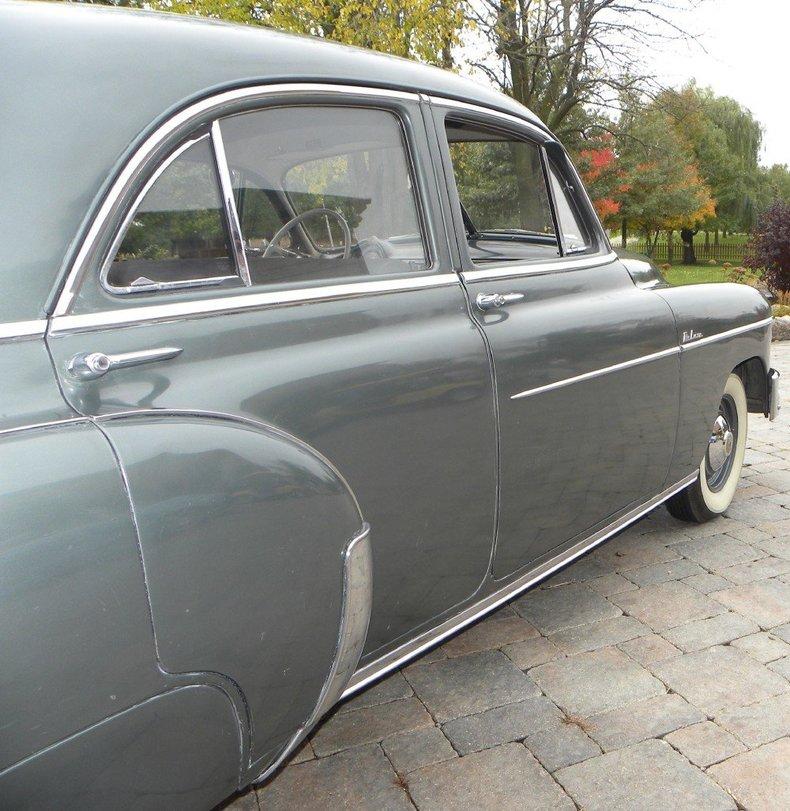 1950 Chevrolet Styleline Image 106