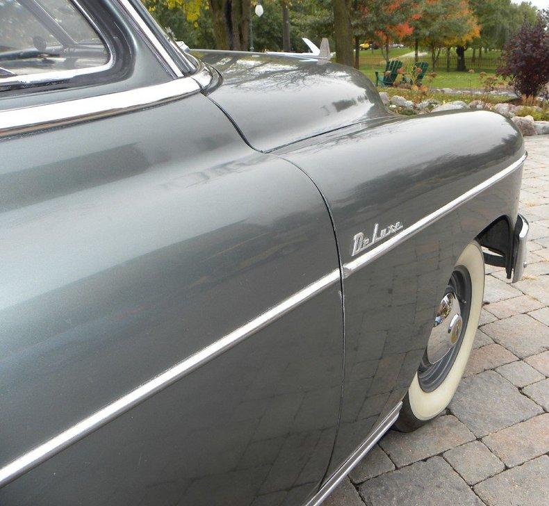 1950 Chevrolet Styleline Image 14