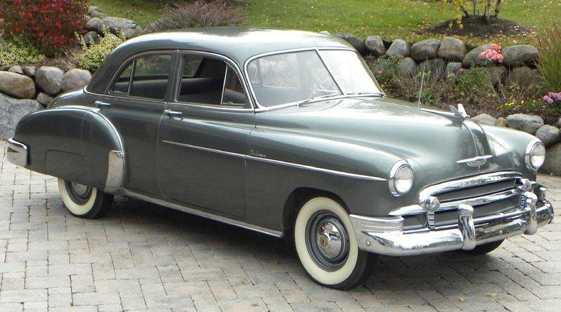 1950 Chevrolet Styleline Image 80