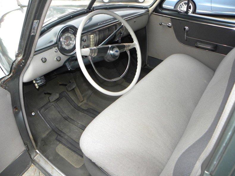 1950 Chevrolet Styleline Image 47