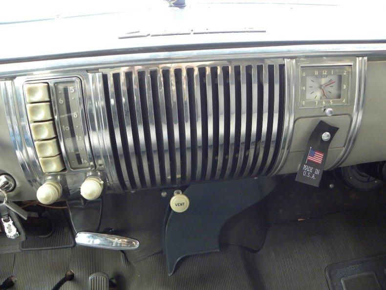 1950 Chevrolet Styleline Image 78
