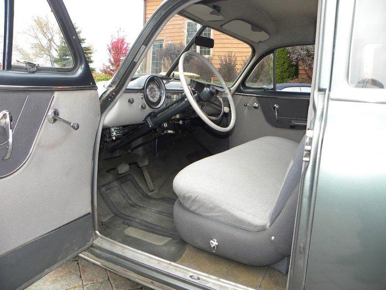1950 Chevrolet Styleline Image 75