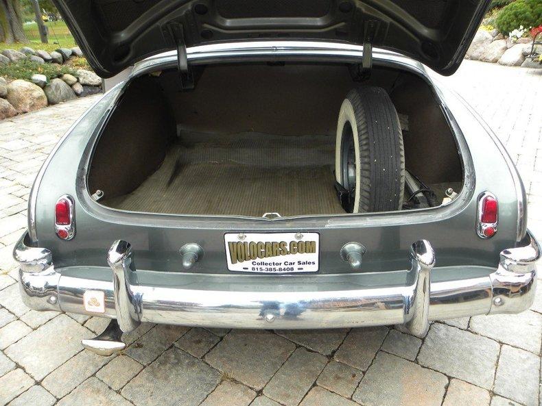 1950 Chevrolet Styleline Image 9