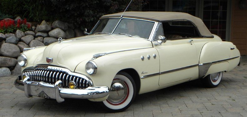 1949 Buick Super Image 2