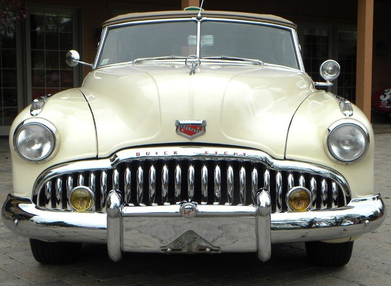 1949 Buick Super Image 4