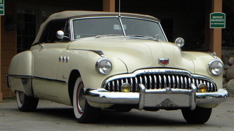 1949 Buick Super Image 5