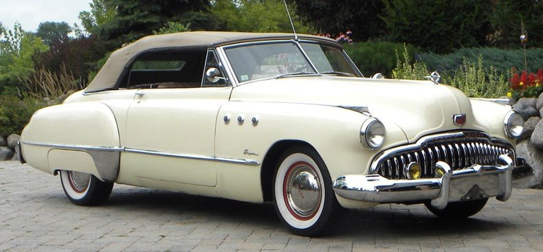 1949 Buick Super Image 6