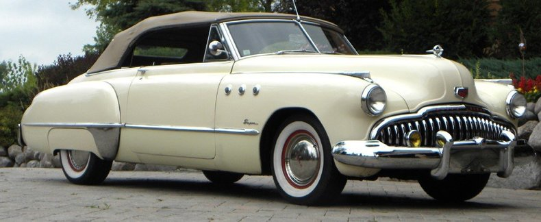 1949 Buick Super Image 7