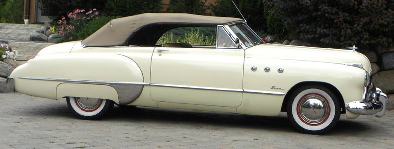 1949 Buick Super Image 9